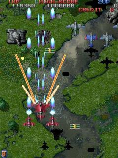 Raiden Fighters II