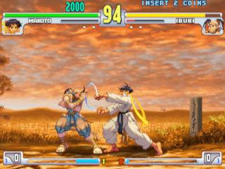 Street Fighter 3 Third Strike